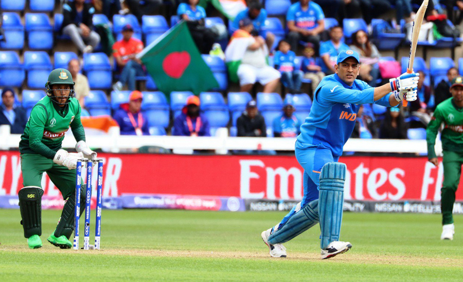 Dhoni, Rahul hit centuries as India beat Bangladesh in final warm-up