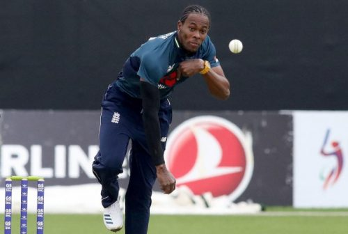 Jofra Archer England World Cup World Cup 2019 England squad