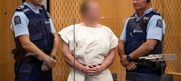 Police, New Zealand, terrorism, charge, mosque, shootings,