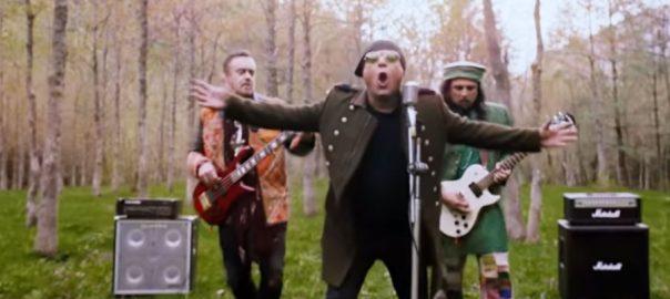 Junoon Pakistani rock band ICC World Cup anthem salman music