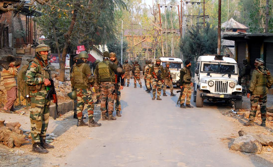 One martyred, 90 injured in firing by Indian forces in Occupied Kashmir