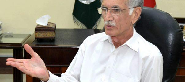 defence minister, khattak