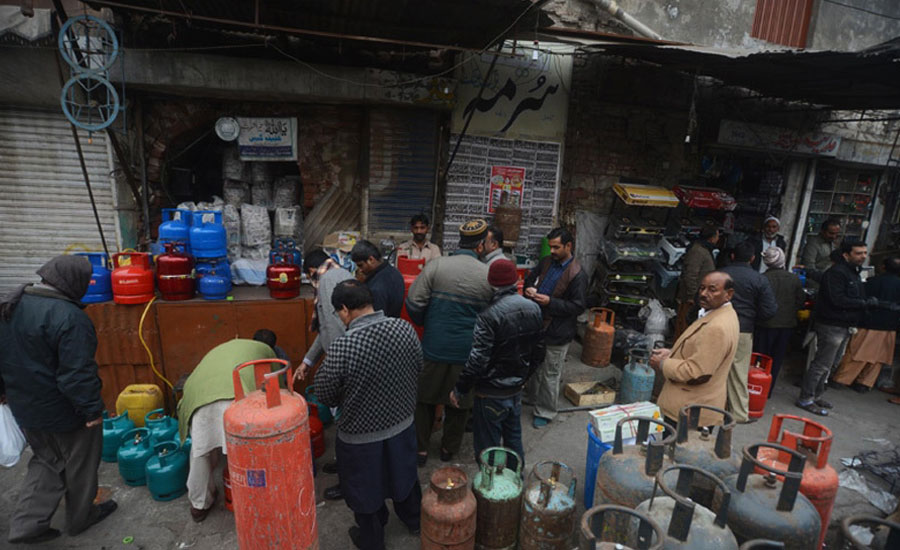 OGRA decreases LPG prices by Rs181 per cylinder