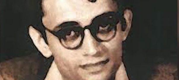 Saadat Hasan Manto Saadat Hasan 107th birth anniversery