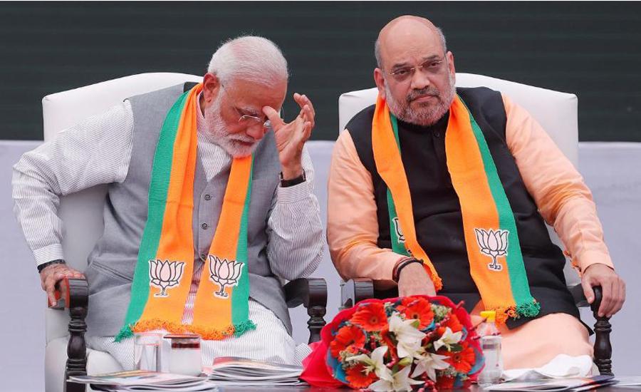 Modi surprisingly names Sitharaman as India's finance minister