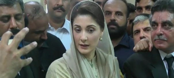 Major, changes, PML-N, Maryam Nawaz, vice-president