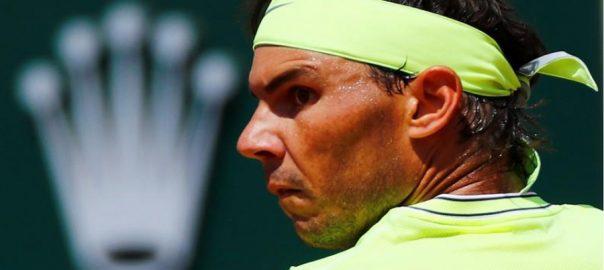 Nadal Federer Bertens PARIS Reuters Rafael Nadal French Open Roger Federer