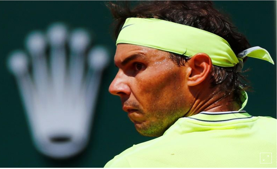No sweat for Nadal and Federer, Bertens pulls out