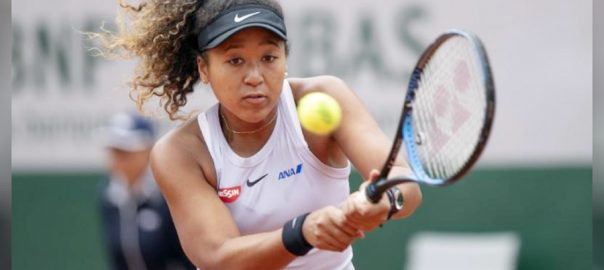 PARIS Naomi Osaka French Open Victoria Azarenka