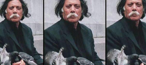 Renowned, painter, Jamil Naqsh, passes away, London