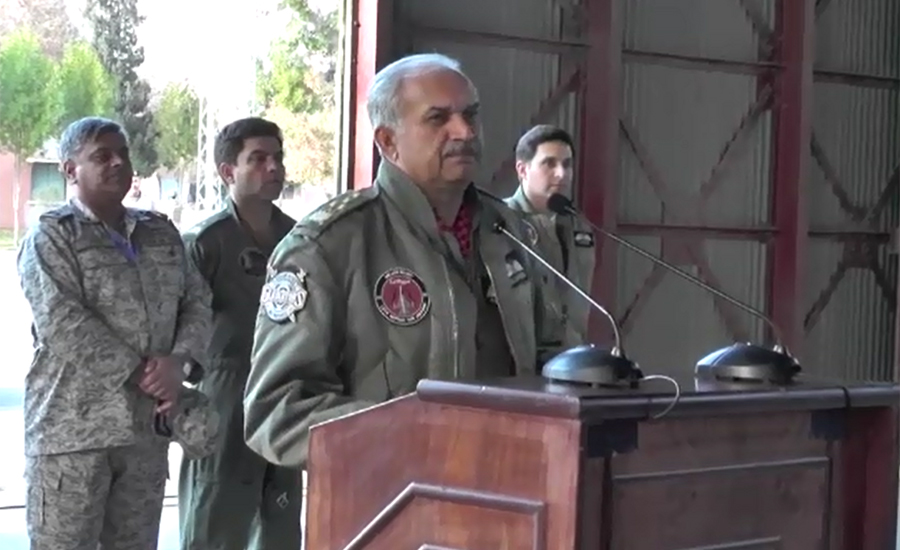 PAF to get three more JF-17 Thunder Block II fighter aircraft by late June: Air Chief Marshal