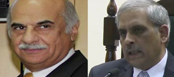 FBR Chairman, Jahanzeb Khan, SBP Governor, Tariq Bajwa, removed