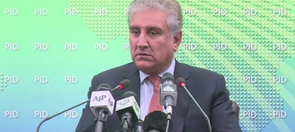 FM, Shah Mahmood, Qureshi, rules out, presidential, system, Pakistan