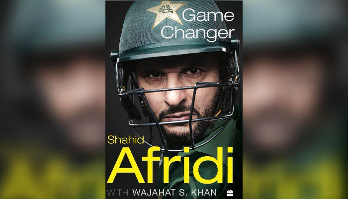 Shocking revelations in Shahid Afridi's autobiography 'Game Changer'
