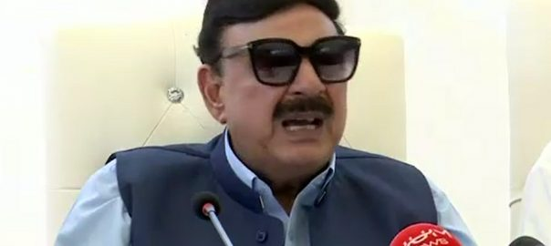 Sheikh Rasheed, Sindh, health minister, resign, AIDS issue