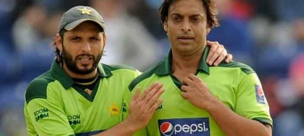 shoaib akhtar shahid afridi game changer harsh behaviour senior players afridi's claims