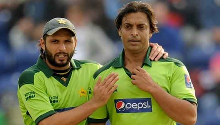 Shoaib Akhtar backs Shahid Afridi's claim in Game Changer book