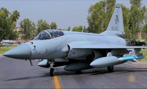 PAF, Block II, JF-17, JF-17B, fighter, aircraft, June