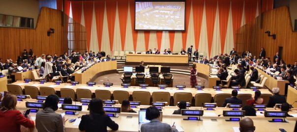 Pakistan, elected, member, UN Economic, Social, Council, Narcotic Drugs
