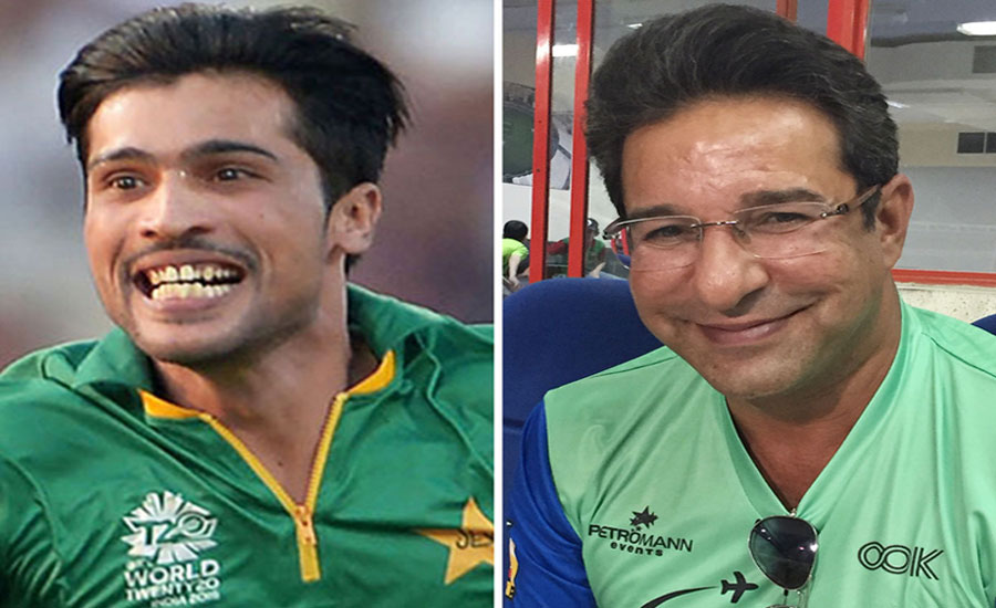 Amir would have been my first choice for World Cup: Wasim Akram