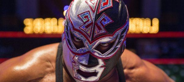 Wrestler silver king ring heart attack London
