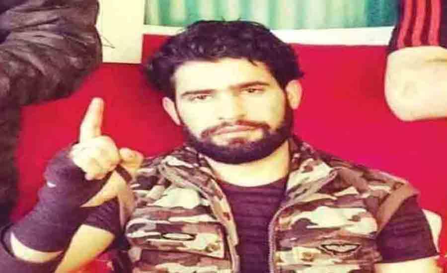 Top Hurriyat commander Zakir Musa martyred in Occupied Kashmir
