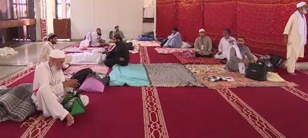 Aitekaf mosques ramazan holy month Motakafeen Aitekaf observers Ramazan-ul-Mubarak 20