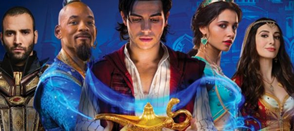 Aladin, box office