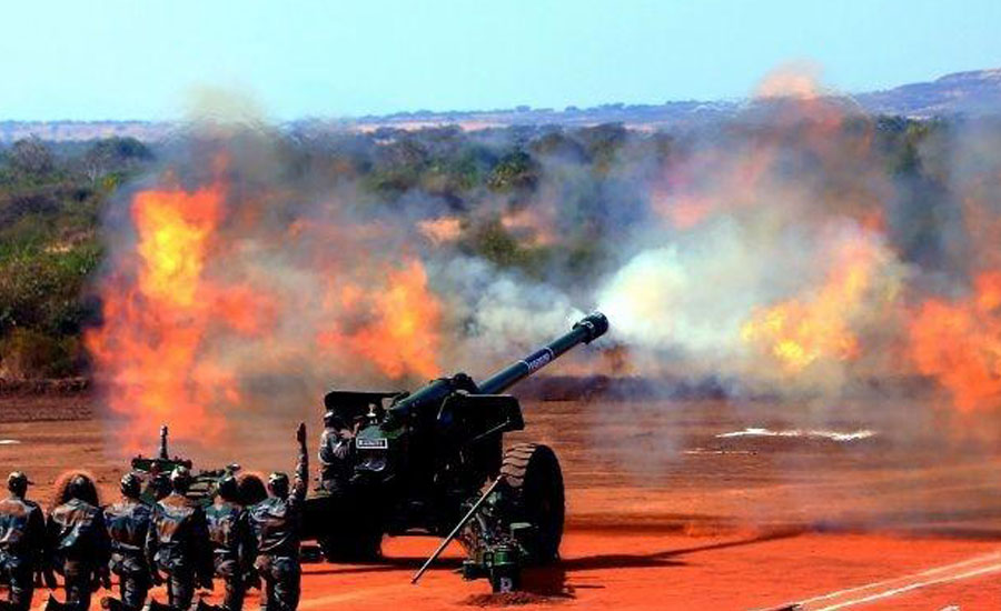 Indian Army loses confidence in country's manufactured ammunition