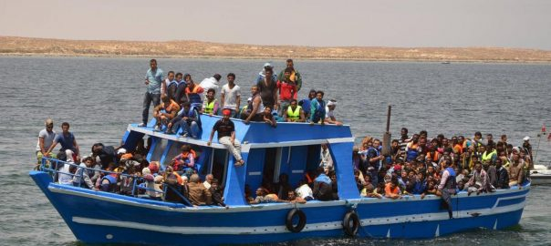 Dozens, migrants, drown, Tunisia, coast, Libya