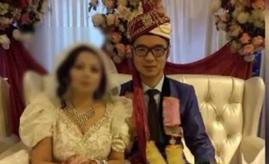 Fake certificates used for marriages of Chinese with
