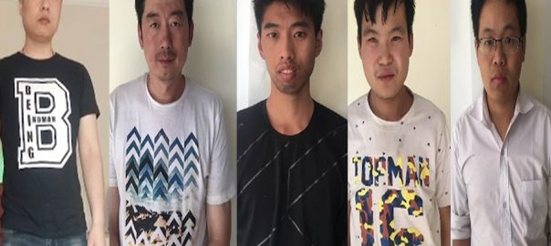 FIA, Gang, smuggling, girls, China, busted, abductees, recovered