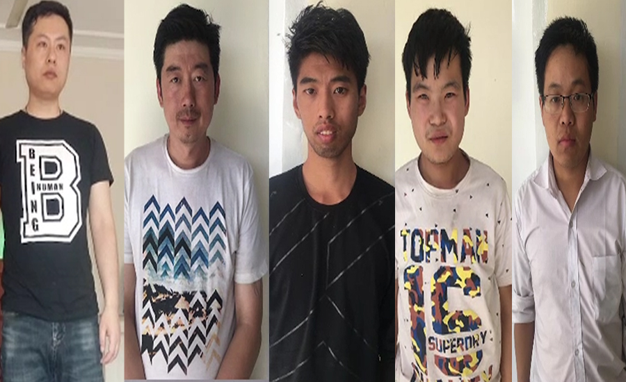 Gang smuggling girls to China busted, three abductees recovered