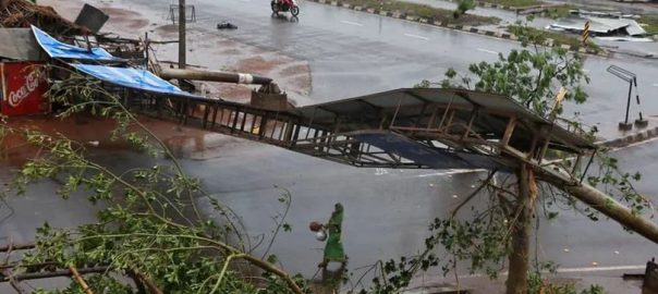 fani injuries weather forecaster evacuation india cyclone