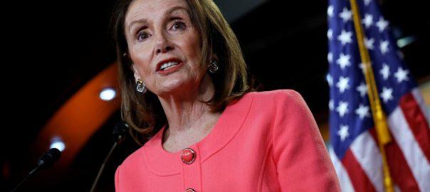 Democrats Trump Pelosi Barr Barr of crime ramp up