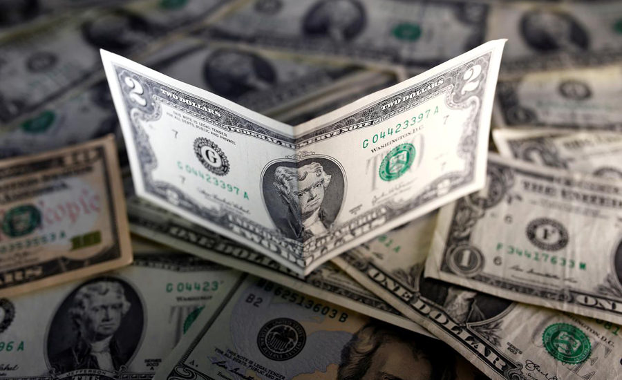 Dollar reduces by 42 paisas, being traded at Rs151.50 in interbank marrket