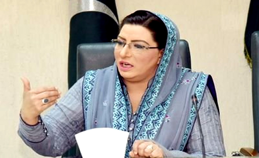 PML-N promoting Nawaz as if he won world cup in corruption: Firdous