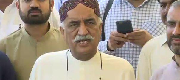 Nexus Imran-NAB NAB chairman Opposition inflation PPP Khursheed Shah