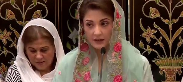 PTI Maryam Nawaz maryam PML-N vice president Pakistan Muslim league-n Parliament Election commission of Pakistan ECP PML-N vice president