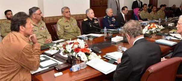 NSC meeting National Security Council meeting PM Imran Khan Imran Khan armed forces