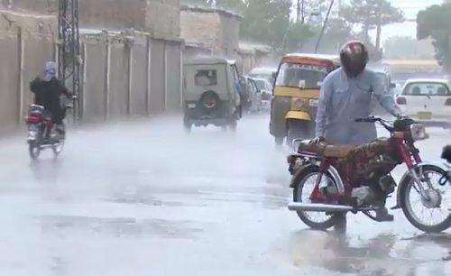 met office  heatwave  karachi  snowfall       murree