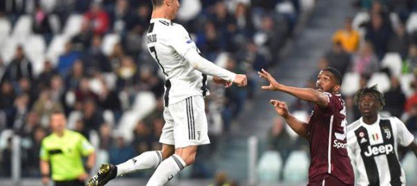 ronaldo soccer juve juventus Torino