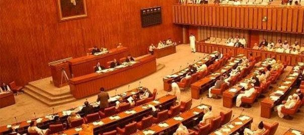 Senate IHC Amendment Bill-2019 Amendment Bill Opposition Leader of House Shibli faraz sherry rehmanRuckus hike senate hike in prices inflation Opposition members petroleum pricesSenate Electricity Swati Minister of Parliamentary Affairs Neelum-Jhelum surcharge