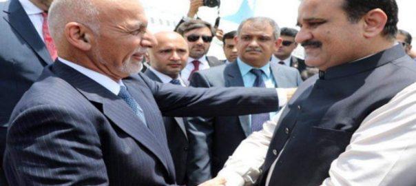 Afghan president,
