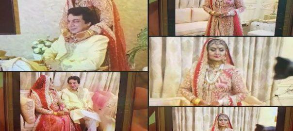 Anjuman Former punjabi actress ties the knot second time film actress Lucky Ali