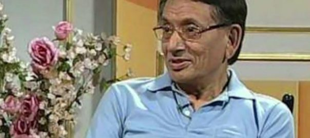 Renowned, dramatist, Dr Anwar Sajjad, passes, away