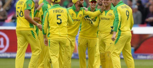 Australia, ICC, World Cup