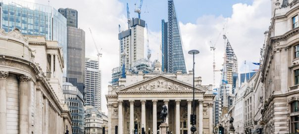 Bank of England hike message furrow plough lone