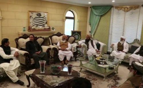 Bilawal, Bhutto, Shehbaz, Sharif, Maulana, Fazlur, Rahman, APC