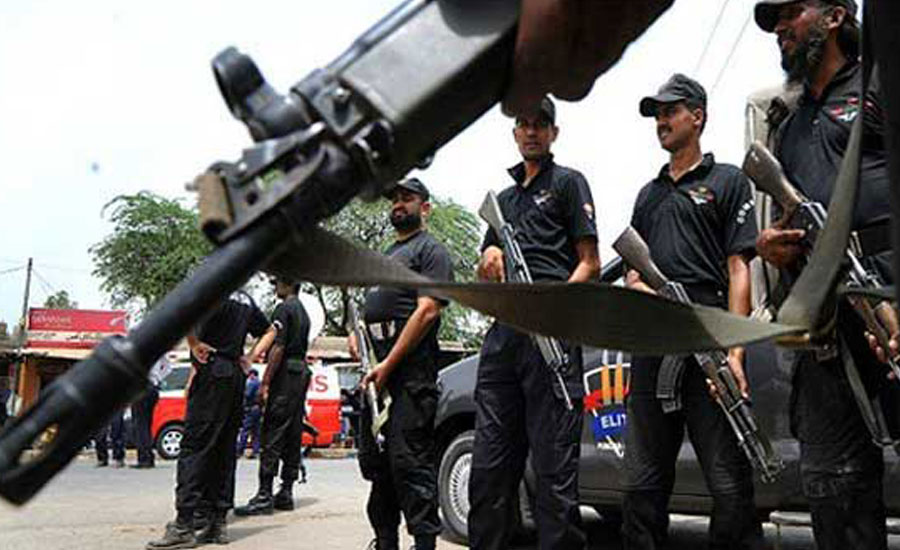 Three alleged terrorists arrested in Khanewal
